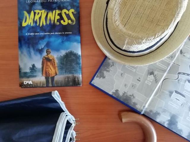 Recensione: Darkness, di Leonardo Patrignani
