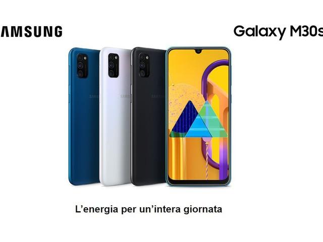 Samsung Galaxy M30s disponibile in Italia: uno smartphone di fascia media molto interessante (disponibile in preordine)