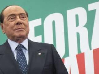 """Berlusconi: """"Siamo al servizio dell'Italia non del governo delle 4 sinistre"""""""