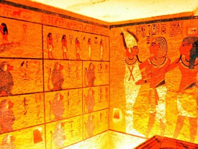 Egitto, completati dopo 10 anni i restauri alla tomba 'maledetta' di Tutankhamon