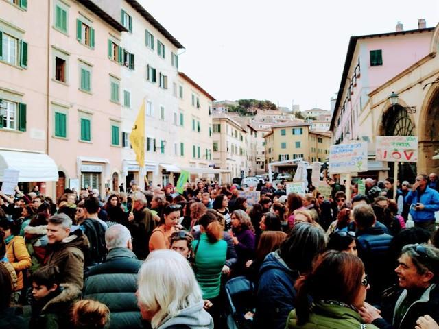 I giovani dell'Arcipelago Toscano: «Ridateci il futuro. La Rivoluzione Verde parta da qui»