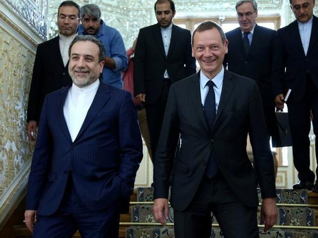 L'Iran: rispetteremo l'accordo se la Francia ci dà 15 miliardi