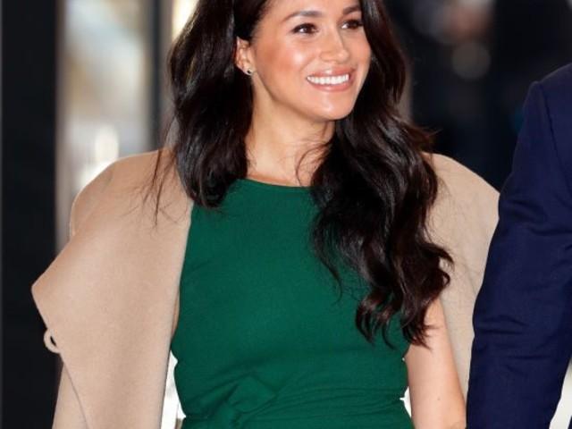 Meghan Markle guida la top ten delle celebrity più influenti nella moda. Più di Kylie Jenner