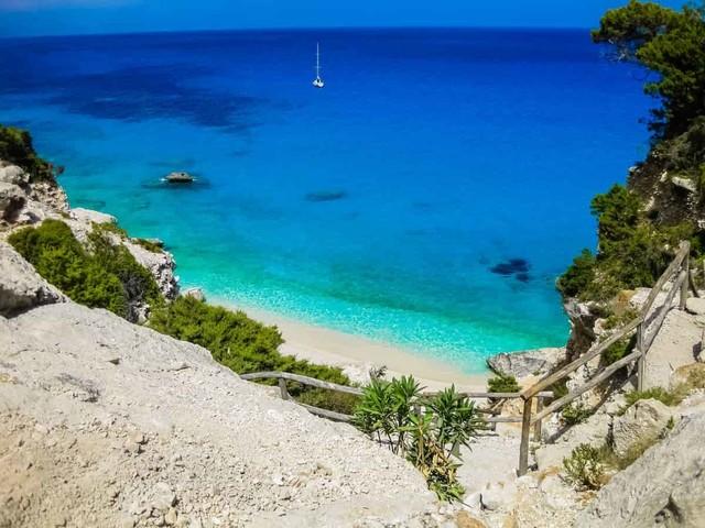 Le spiagge più belle della Sardegna: mappa e cartina