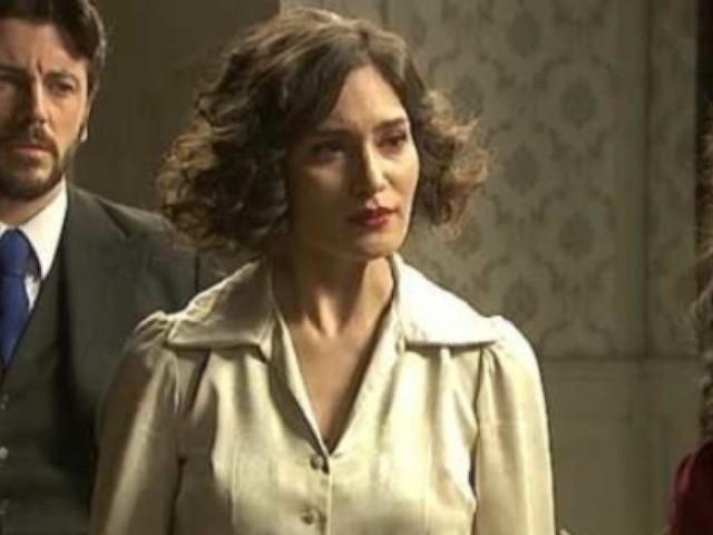 Il Segreto spoiler gennaio: una trappola per Lucia, Emilia offesa da Eusebio