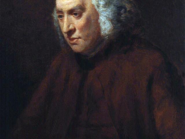 Biografia di Samuel Johnson