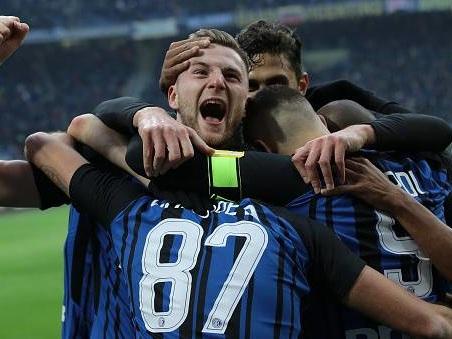"""Inter, Borini: """"Tra le squadre di testa sono coloro che mi hanno più impressionato"""""""