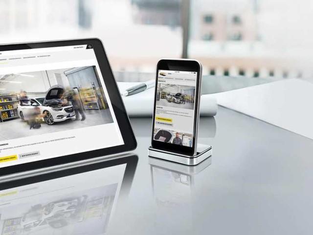 Opel MyDigitalService, contatto diretto con l'officina