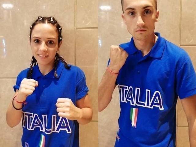 Rachele Tidei e Christian Serafini a caccia dell'impresa Mondiale
