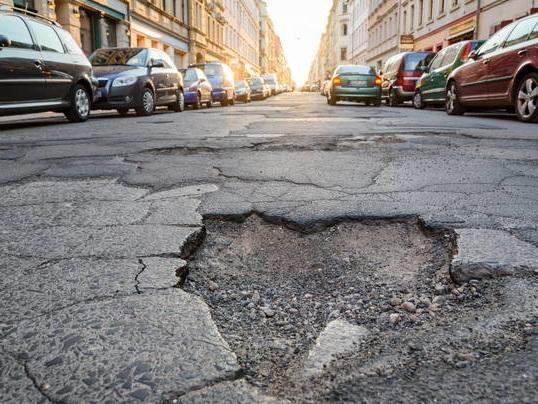 Roma: che fine hanno fatto i soldi per le buche?