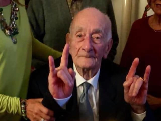 Buon compleanno nonno Giovanni: cento anni di simpatia
