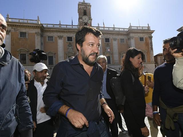 """Salvini: """"Il fascismo è un'idea morta. Populista? Un complimento"""""""