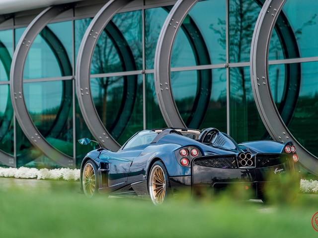 Pagani Huayra Roadster - Per primi sulla più veloce scoperta di San Cesario