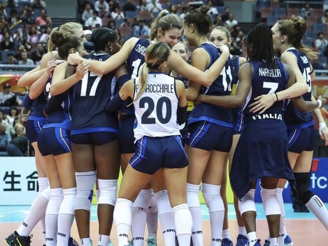 Volley, Mondiali donne: Italia alle Final Six contro Giappone e Serbia
