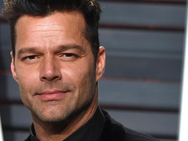 Amici: Ricky Martin è arrivato in Italia con tutta la famiglia