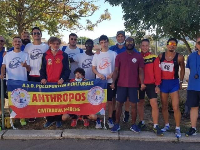Non solo Paralimpiadi, l'Anthropos Civitanova regina ai campionati italiani di atletica