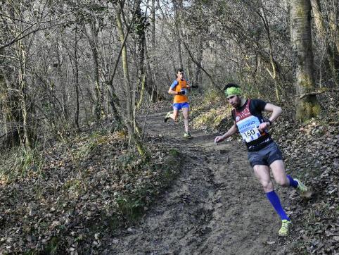 Si corre sul Canto: la Scaldagambe Winter Trail contro l'astinenza da montagna