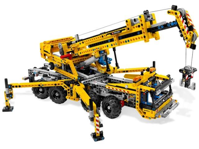 Immagini dei nuovi set LEGO Technic della prima ondata del 2020