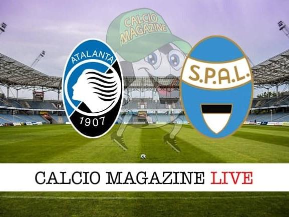 Atalanta – Spal 1-2, il tabellino
