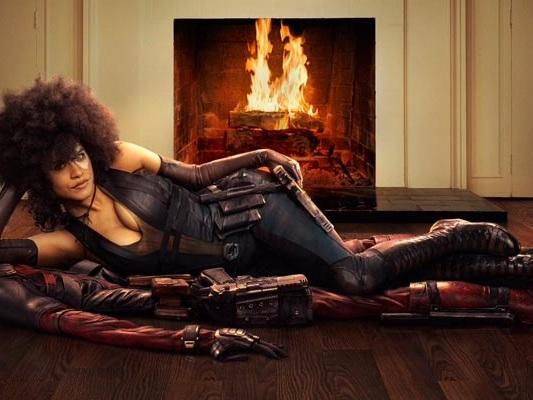 Deadpool 2 – Prima immagine di Zazie Beetz nel ruolo di Domino!