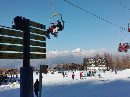 Covid: Valle d'Aosta chiede 'piano apertura stagione sci'