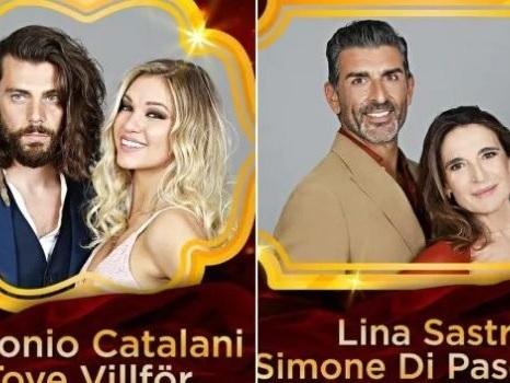 """""""Ballando con le stelle"""", eliminati Antonio Catalani e Lina Sastri: ecco come è andata"""