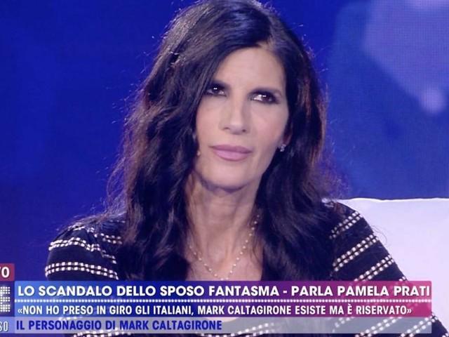 La rivelazione di Anna Falchi: 'Pamela Prati ha l'abitudine di inscenare finti matrimoni'