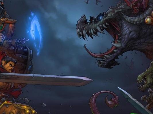 Un nuovo trailer di Battle Chasers: Nightwar introduce Alumon, il cacciatore di demoni - Video - PC