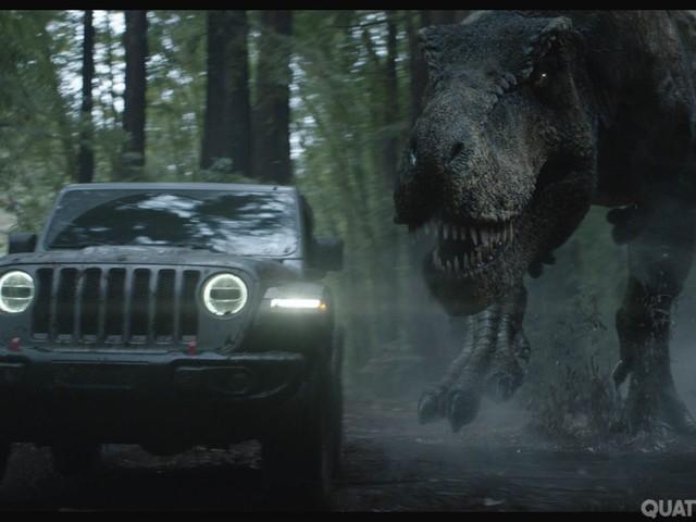 Super Bowl 2018 - Una Wrangler nel Jurassic Park e gli altri spot del Big Game - VIDEO