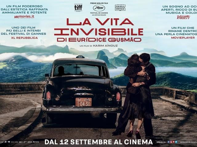 La vita invisibile di Euridice Gusmão: il trailer del film di Karim Aïnouz