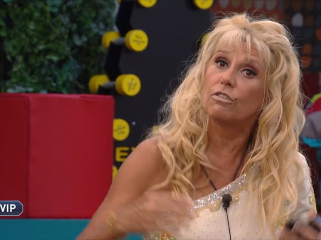 """""""GF Vip"""", Maria Teresa Ruta furiosa contro Amedeo Goria: """"Di tua figlia non sai niente"""""""