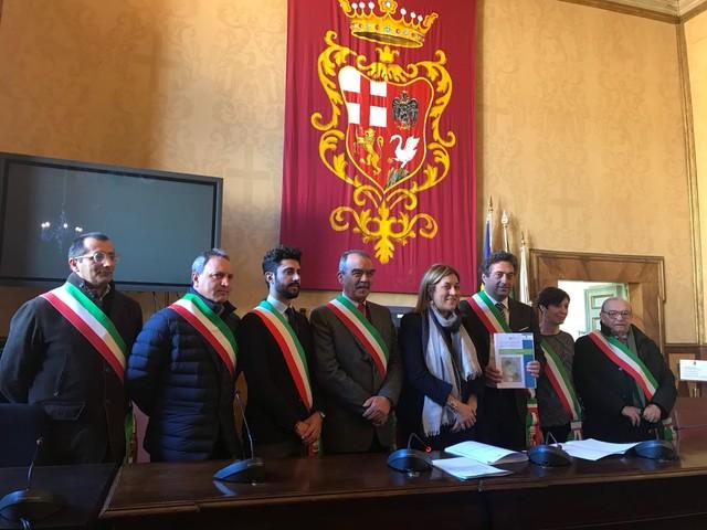 Area interna dell'Orvietano: via alla fase operativa da 13 mln