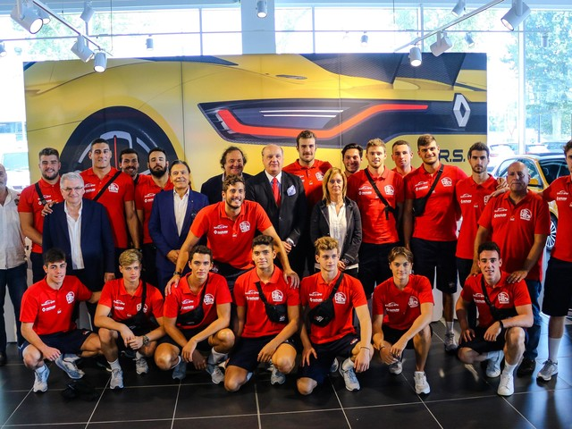 """Renault Paglini accoglie la """"nuova"""" BPM Sport Management. Tosi: """"Ripartiamo"""" – VIDEO"""
