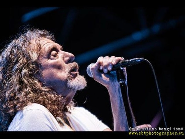 Robert Plant, in arrivo il dvd del live al Festival of Disruption di David Lynch