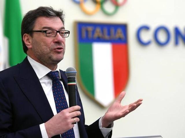 """Squadra ritirata, Giorgetti """"Stop violenza nello sport"""""""