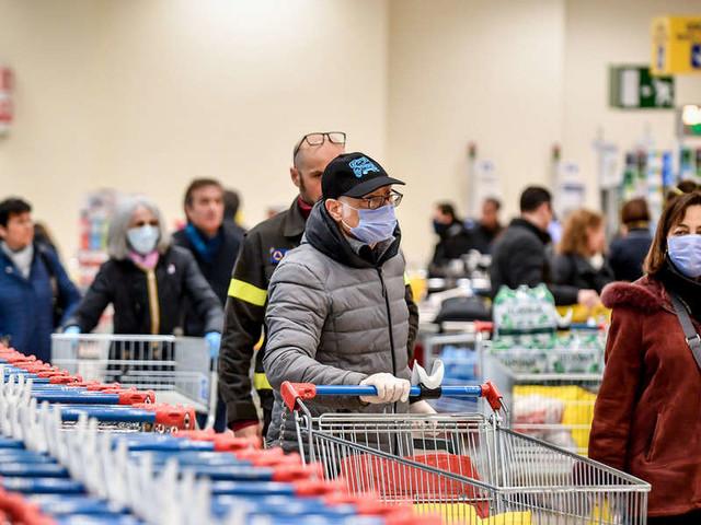 Covid nei supermercati: tracce su pos e carrelli/ Blitz Nas, irregolari 18% esercizi