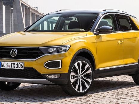 Volkswagen T-Roc, prezzi da 22.850 euro