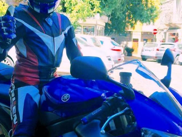 Sardegna, vola fuori strada con la moto: muore meccanico di 45 anni