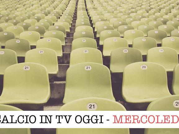 Calcio in tv: per la Champions scendono in campo Napoli e Inter