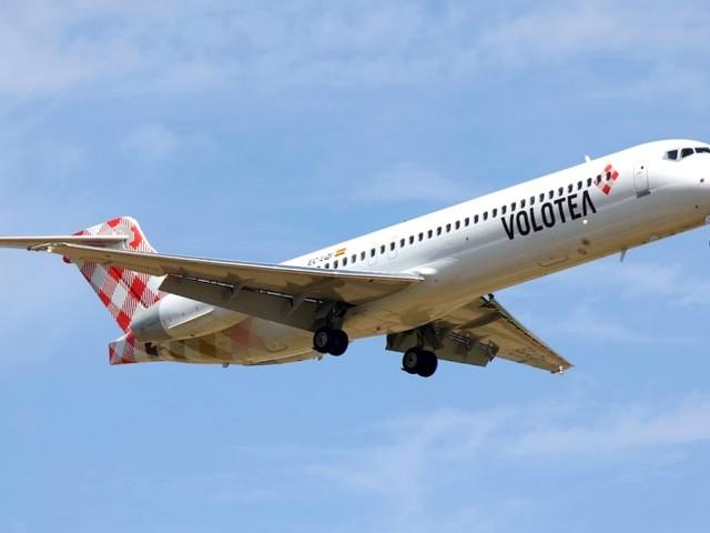 Volotea: nuove rotte per l'estate in partenza da Palermo