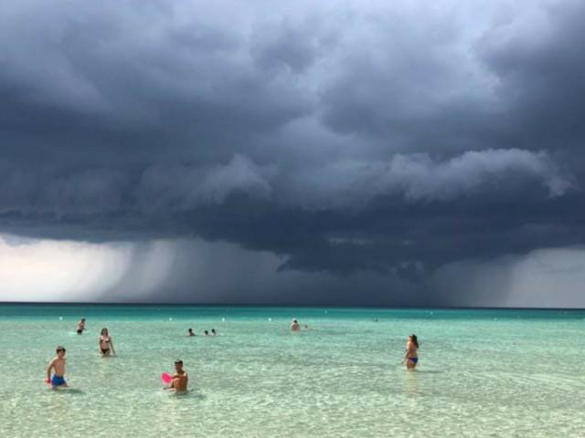Puglia: maltempo, allerta per oggi pomeriggio e domani Protezione civile, previsioni meteo