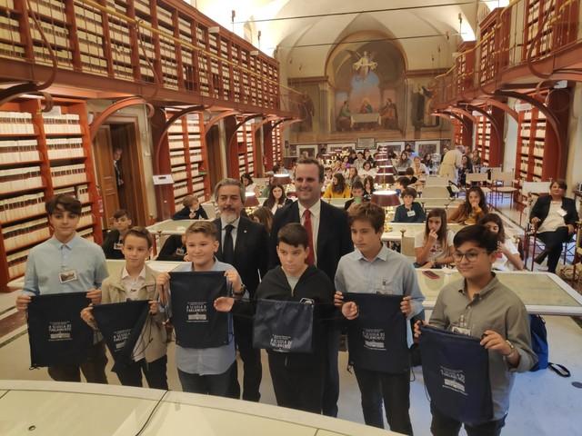 ''A scuola di Parlamento'': premiati i vincitori del concorso