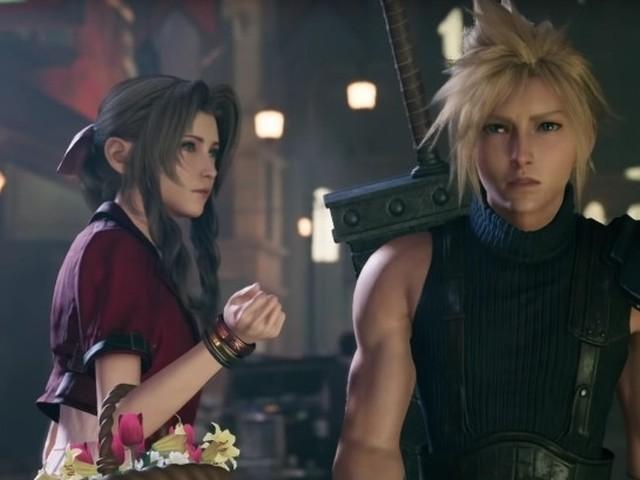 Il remake di Final Fantasy 7 torna a mostrarsi in azione in un nuovo video gameplay off-screen