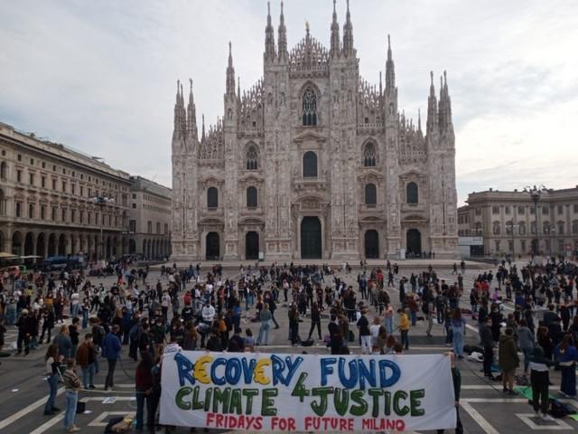 Quale Recovery fund per l'Italia? Le 7 proposte dei Fridays for future contro la crisi climatica