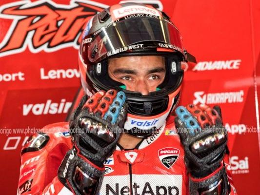 """Danilo Petrucci MotoGP, Test Losail 2020: """"Siamo tornati a essere i più veloci in rettilineo, devo migliorare il passo in gara"""""""