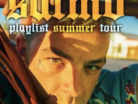 Le nuove date del tour estivo di Salmo da Treviso a Barolo e al Lucca Summer Festival: biglietti in prevendita