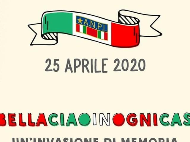 """25 Aprile, il flash mob di ANPI: sul balcone e alla finestra a cantare """"Bella Ciao"""""""