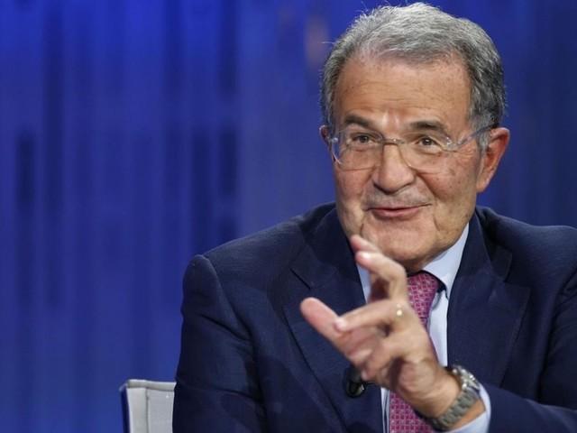 """Anche Prodi per l'inciucio Pd-M5s: """"Sì a maggioranza 'Ursula'"""""""