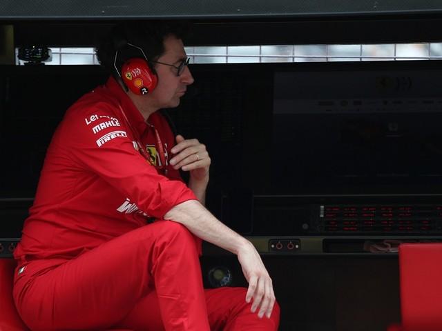 """F1, Mattia Binotto su Antonio Giovinazzi in Ferrari: """"Lo consideriamo, ma deve fare un salto di qualità nel 2020"""""""