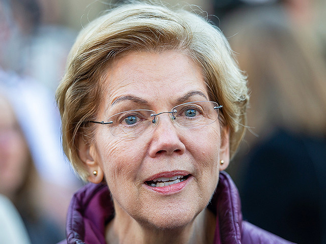 Elizabeth Warren Plans To Run For Re-Election In 2024, Says President Biden 'Heading In The Right Direction'